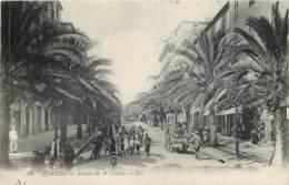 France - 20 (2A ) - Ajaccio - Avenue Du Ier Consul - Ajaccio