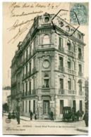CPA - Carte Postale - France - Hyères - Grand Hôtel Victoria Et Les Ambassadeurs - 1905 (I10126) - Hyeres