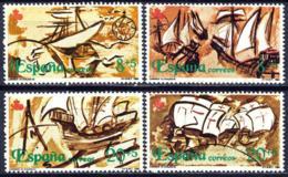 España. Spain. 1990. V Centenario Descubrimiento De America. Viajes - 1931-Hoy: 2ª República - ... Juan Carlos I
