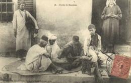 Partie De Dominos RV - Algérie