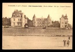 35 - PARAME - HOTEL ALEXANDRE-COLIBRI BOULEVARD HEBERT - Parame