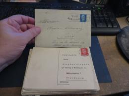 Plus De 65 Lettres D'allemagne ,pas De DEVANT Que Lettres Entiéres ,VRAIMENT A ETUDIER - Lots & Kiloware (max. 999 Stück)