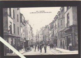 Nantes / Le Marchix Pris De La Rue Des Arts - Nantes