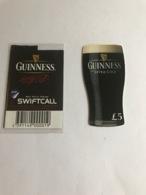 Ireland - Rarer Prepaid Card Guinness Beer - Ierland