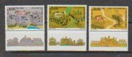 Israel  1983   N°  865 / 07  Neuf XX Avec TAB   Série Complete - Israel