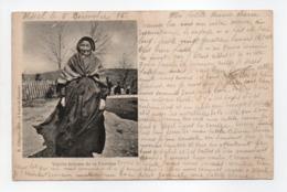 - CPA CORRÈZE (19) - Vieille Femme De La Corrèze 1915 - Edition R. Chapuis - - France