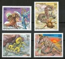 2000 Somalia Fauna Del Deserto Of The Desert  Faune Du Désert MNH** Excellent Quality - Somalia (1960-...)