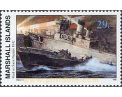 Ref. 342551 * MNH * - MARSHALL Islands. 1992. INVASION SAINT MAZAIRE - Marshall