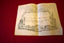 1789,DRAGON TARNAIS RÉCOMPENSÉ PAR LE MARQUIS DE SÉGUR, MARÉCHAL DE FRANCE - Documents
