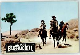 53071594 - Filmszene Das War Buffalo Bill - Cinema
