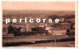 42  Saint Nizier Sous Charlieu  Vue Générale Coté Pouilly - Charlieu
