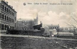 Virton - Collège St. Joseph - Vue Générale Prise Du Terrain De Football - Virton