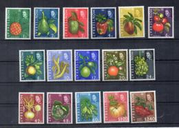Montserrat - 1965 - Frutta E Vegetali - 16 Valori - Nuovi - Linguellati * - (FDC17396) - Montserrat