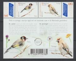 NETHERLANDS - NIEDERLANDE - PAYS-BAS - 2019 - Europa CEPT- National Birds - Set 2 Stamps With Illustrated Edge MNH ** - 2019