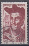 +France 1950. Rabelais. Yvert 866. Cancelled - France