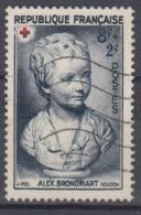 +France 1950. Croix Rouge. Yvert 876. Cancelled - France