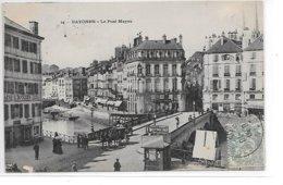 DEP. 64 BAYONNE N°24 LE PONT MAYOU Bains Douches, Kiosque, Café, Au Pont Mayou - Bayonne
