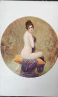 Illustrator Albert Penot // Erotique // Nude Femme Seduction // Le Modele / 19?? - Illustratoren & Fotografen