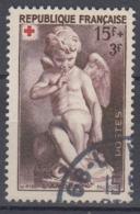 +France 1950. Croix Rouge. Yvert 877. Cancelled - France