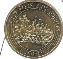 Jeton Touristique 37 Loches Logis 2016! - 2016