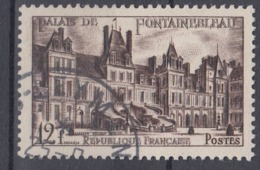 +France 1951. Fontainebleau. Yvert 878. Cancelled - France