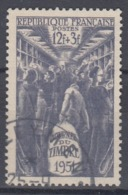 +France 1951. Journée Du Timbre. Yvert 879. Cancelled - France