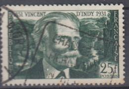 +France 1951. V. D'Indy. Yvert 890. Cancelled - France