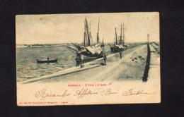 17855 - Marsala -  Il Porto E Il Fanale (Trapani) F - Marsala