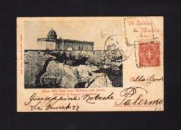 17858 - Marsala - Chiesa Della Liptia Ossia Madonna Delle Grotte (Trapani) F - Marsala