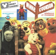 """B-O-F  Jean-Claude Corbel  """"  Winnie L'ourson  """" - Musica Di Film"""
