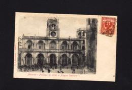 17866 - Marsala - Palazzo Di Città In Piazza Umberto I (Trapani) F - Marsala