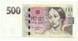 Ceca Repubblica - 500 Korun 1993 - Repubblica Ceca