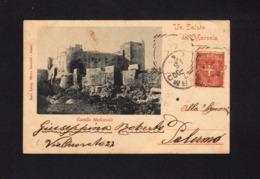 17871 - Marsala - Castello Medioevale (Trapani) F - Marsala