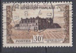 +France 1951. Château Du Clos. Yvert 913. Cancelled - France