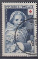 +France 1951. Croix Rouge. Yvert 915. Cancelled - France