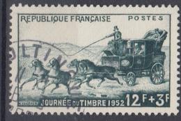 +France 1952. Journée Du Timbre. Yvert 919. Cancelled - France