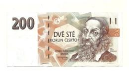 Ceca Repubblica - 200 Korun 1993 - Tchéquie