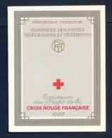 REF081019 CARNET CROIX ROUGE 1957 LUXE .... Sans Aucun Défaut - Red Cross