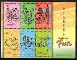 Hong Kong 2017 / Outdoor Fun Tourism Nature MNH Turismo / Cu13218  1-38 - Otros