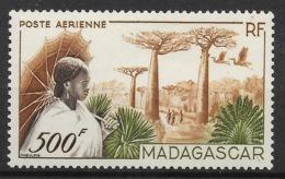 MADAGASCAR : POSTE AERIENNE BAOBAB N° 73 NEUVE ** GOMME SANS CHARNIERE - Madagaskar (1889-1960)