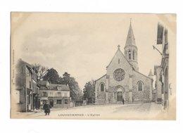 ( 78 ) LOUVECIENNES L'Eglise - Louveciennes