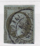 FRANCE YT 11 - 1853-1860 Napoleone III