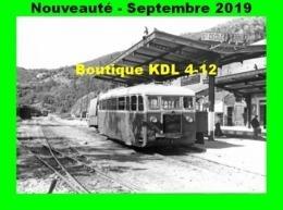 AL 592 - Autorail De Dion Bouton ND N° 201 - SAINTE-CECILE D'ANDORGE - Gard - CFD Lozère - Treni