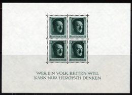 Allemagne Empire BF 1937 Yvert 8 ** TB - Deutschland