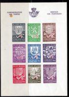 Belgique BF 1941 Yvert 10 ** B Non Dentele - Blocs 1924-1960