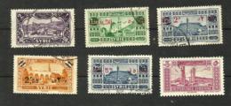 Syrie N°206, 241 à 243, 249 Cote 3.90 Euros (244 Légèrement Aminci Offert) - Gebraucht