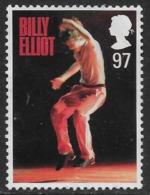 GROSSBRITANNIEN GRANDE BRETAGNE GB 2011 BRITAIN MUSICALS: BILLY ELLIOTT 97P USED SG 3152 MI 3052 YT 3439 SC 2874 - Usati