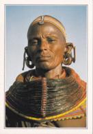 KENYA DONNA SAMBURU IN COSTUME TRIBALE - Kenia
