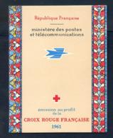 REF081019B CARNET CROIX ROUGE 1961 LUXE .... Sans Aucun Défaut - Croix Rouge