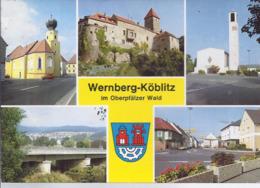 AK-div.31- 279   Wernberg Köblitz - Im Oberpfälzer Wald - Mehrbild (5) - Schwandorf